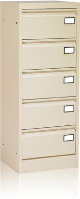 Lynton Metal Cabinet With 5 Flap Doors