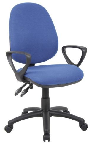 Pricebuster Operator Chair With Fixed Arms