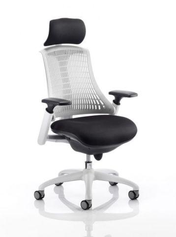 Reactive Ergo Chair With Headrest