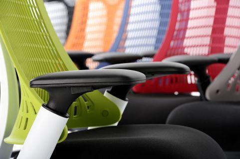 Reactive Ergo Chair Detail Shot