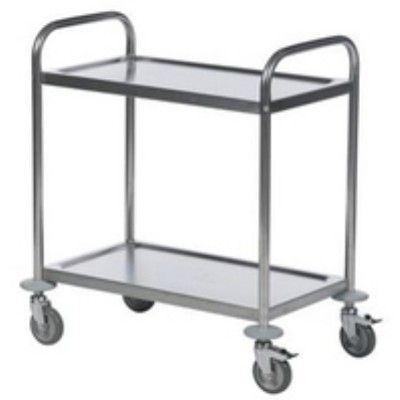 Sb Economy Stainless Steel Trolley