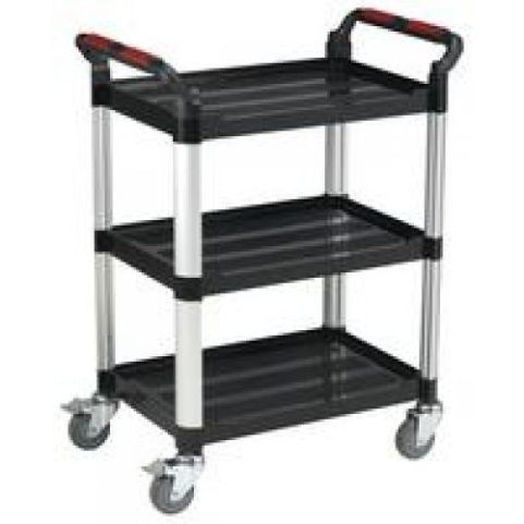 Aluminium And Plastic Trollies 2