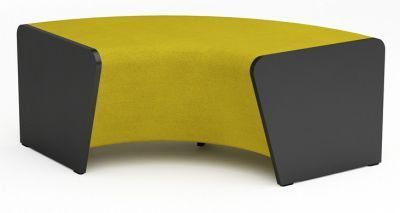 Magnitude 90 Degree Bench Sofa
