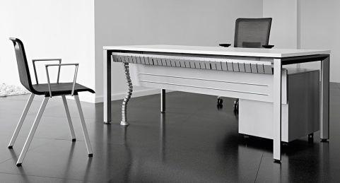 Vital Plus Executive Bench Desk Install Shot