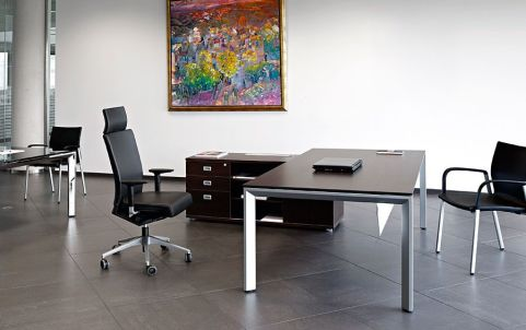Vital Plus Executive Workstation Install Shot