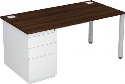 Avalon Combination Pedestal Bench Desks