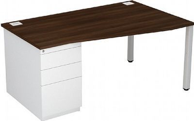 Avalon Combination Wave Bench Desk
