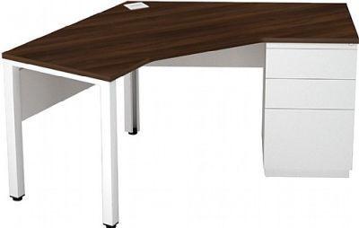Avalon Pentagobn Combination Bench Desk