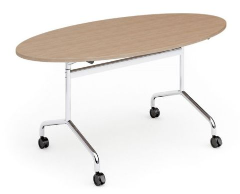 Tamar Oval Flip Top Table