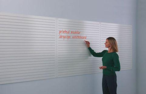 Printed Modular Whiteboards 2