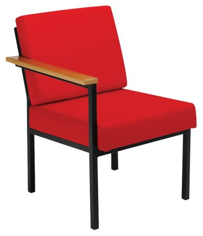 Salford Low Chair With A Right Hand Arm
