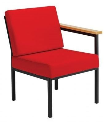 Salford Low Chair With A Left Hand Arm