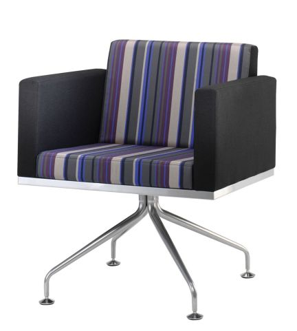 Reno Designer Tub Chair With A Spider Base