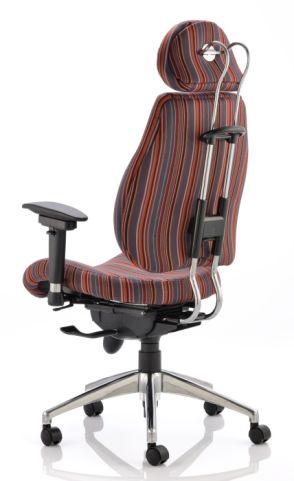 Chiro Ultimate With Headrest Rear View