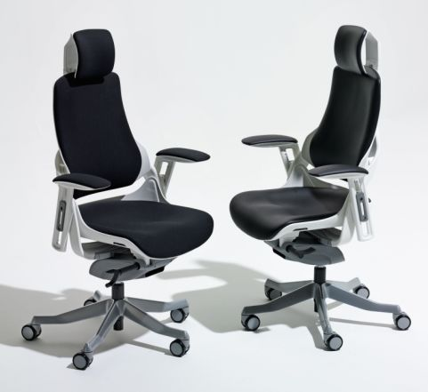 Two Taurus Designer Task Chairs