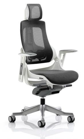 Taurus Black Mesh Task Chair