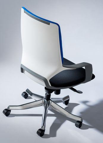 Atomic Executive Chair Rear View