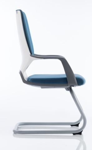 Atomic Visitors Chair Side View