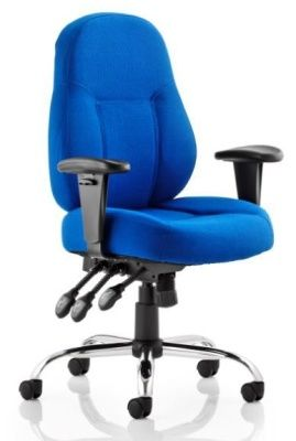 Minster Task Chair Front Angle