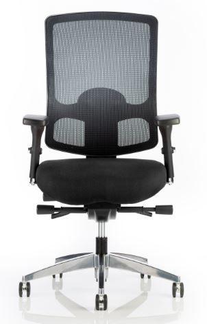 Regency Mesh Task Chair Front View
