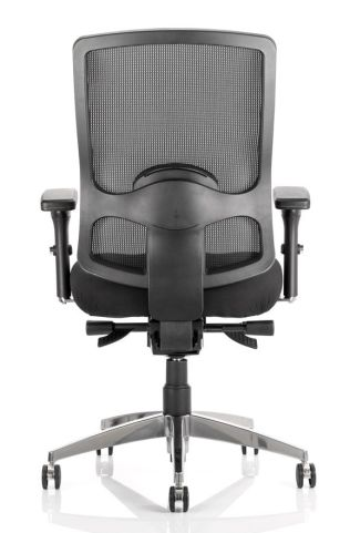 Regency Mesh Chair Rear View