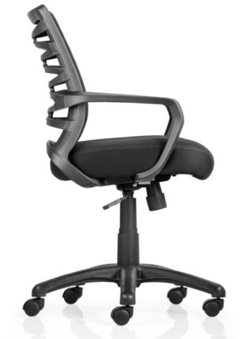 Whirlwind Mesh Chair Side View