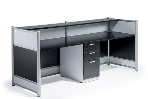Imeet Reception Desk Rear View