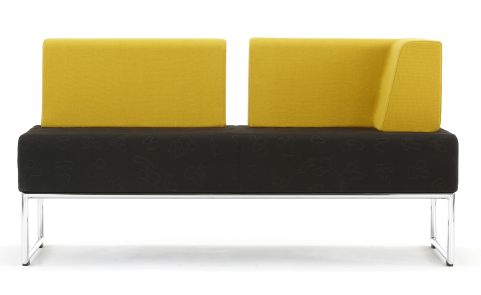 Paulse Sofa With Left Hand Corner And Straight Back