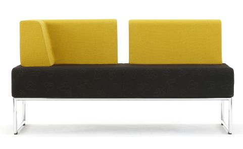 Paulse Sofa With Right Hand Corner And Straight Back