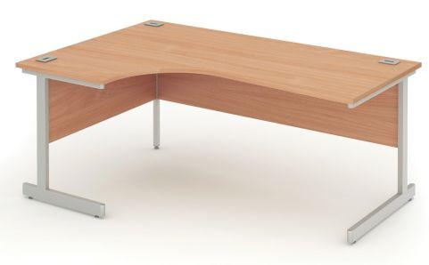 Draycott Left Hand Corner Desk