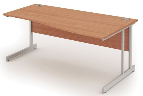Draycott Right Hand Wave Desk