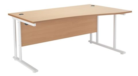 Springt Right Hand Wave Desk