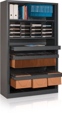 Xfo Tambour Cabinets Internals
