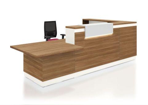 Majesto Reception Shelf 2