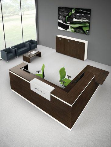Majesto Reception Reception Shelf 3