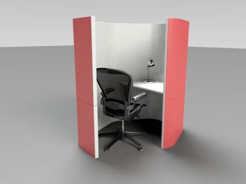 Study Booth (2)
