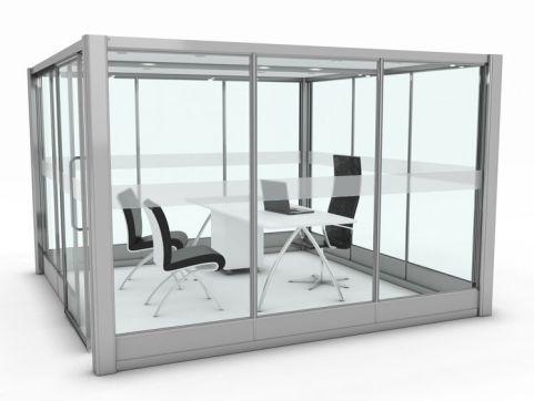 Square Glazed Pod (2)