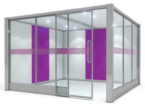 Square Glazed Pod (3)