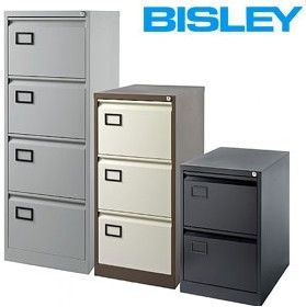 Bisley Contract Filing Cabinets 1