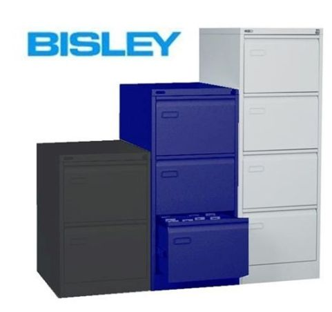 Next Day Classic Bisley Filing Cabinets 1
