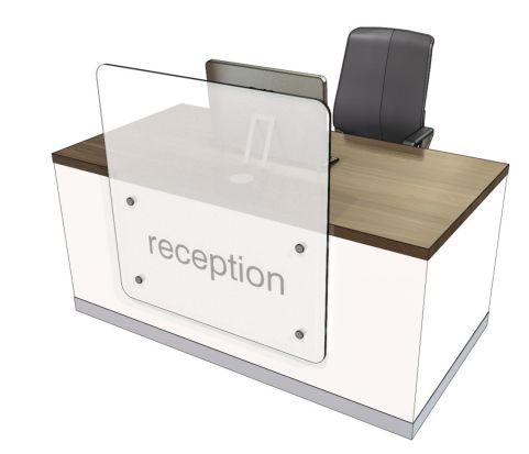 Evo Z Compact Reception Desk