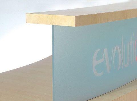 Evo Class Upstand Detail 1