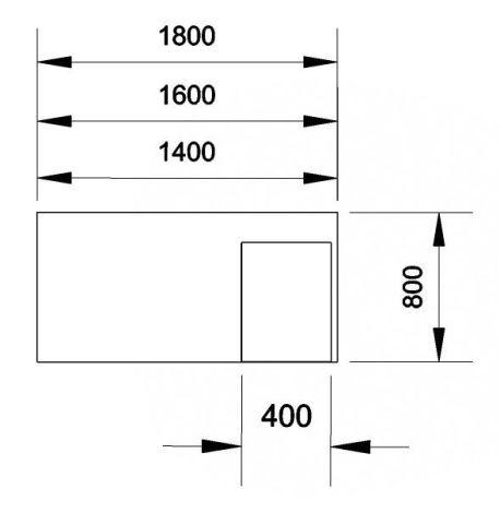 Kessel Rectangular Desk Panel Sides Mobile Pedestal Diameters