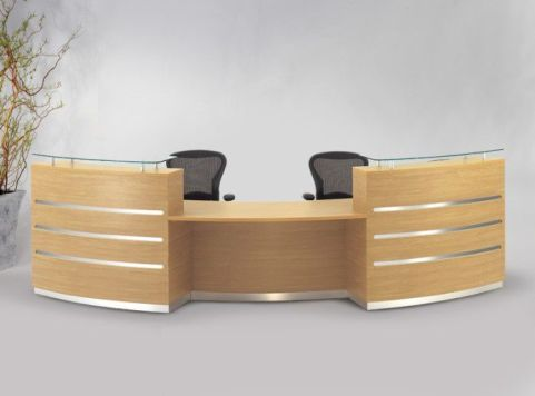 Evo Eclipse Reception Desk Mood Shot 7