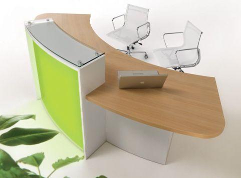 Evo Lite Reception Desk Mood Shot 7