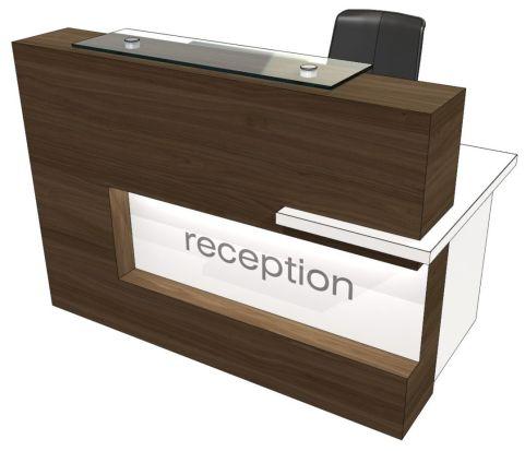 Xpression C Ompact Stright Reception Desk