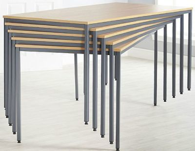 Next Day Contract Meeting Tables Stacked