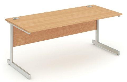 Next Day Draycott Rectangular Desks