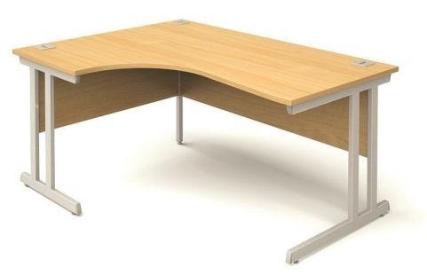 Draycott Express Plus Left Hand Corner Desk
