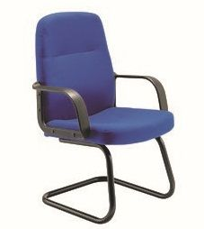 Westfields Upholstered Cantilever Chair